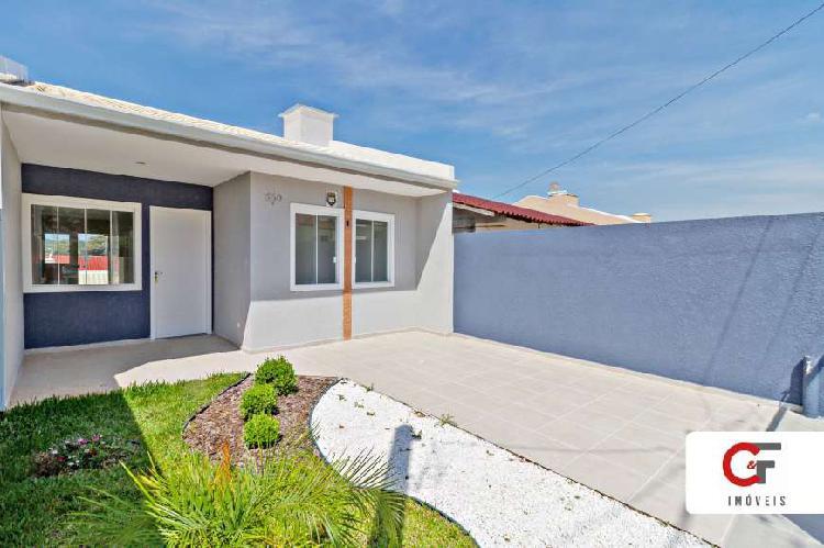 Casa com 3 Quartos à Venda, 60 m² por R$ 169.000 COD. 007