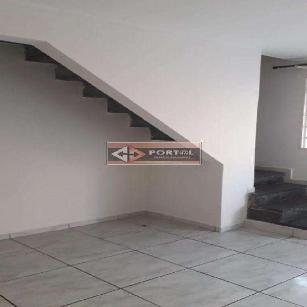 Casa em Condomínio, Vila Clóris, 2 Quartos, 1 Vaga, 0