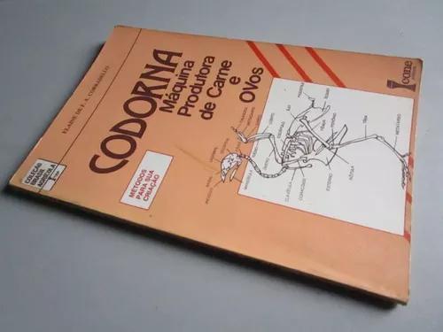 Codorna - Máquina Produtora De Carne E Ovos - Corradello