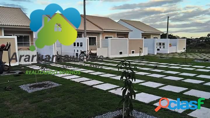 Excelente casa nova localizada a poucos minutos do centro