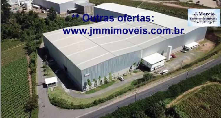 Galpão/Depósito/Armazém para Alugar, 10380 m² por R$