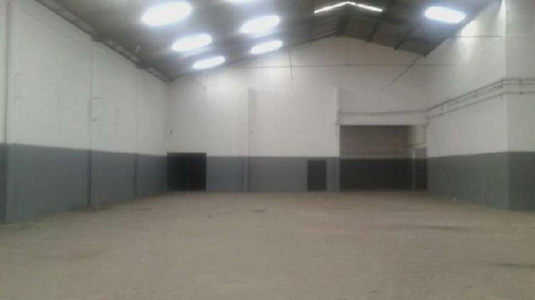 Galpão/Depósito/Armazém para Alugar, 1500 m² por R$