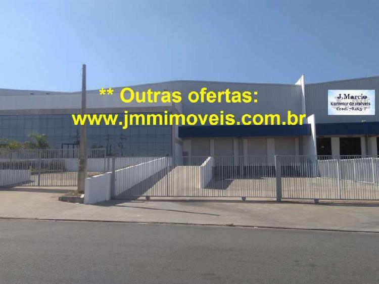 Galpão/Depósito/Armazém para Alugar, 2298 m² por R$