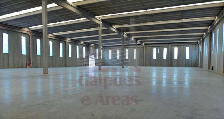 Galpão/Depósito/Armazém para Alugar, 4994 m² por R$