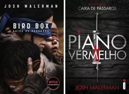 Kit Bird Box / Piano Vermelho (2 Livros)