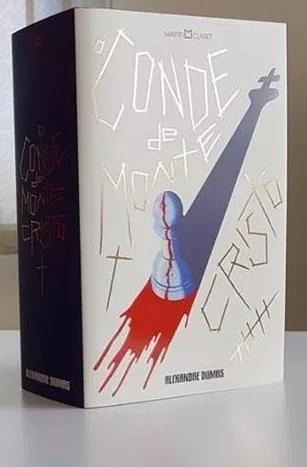 Livro O Conde De Monte Cristo Edição Especial