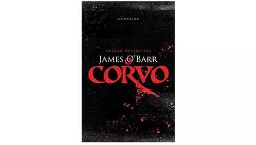 Livro O Corvo Edição Definitiva - Darkside - Novo E