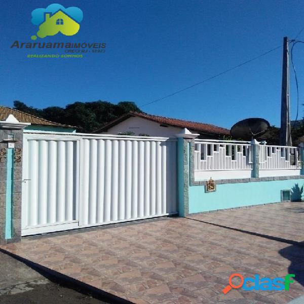 Oportunidade casa com 2 quartos 1 suite rua asfaltada Parque