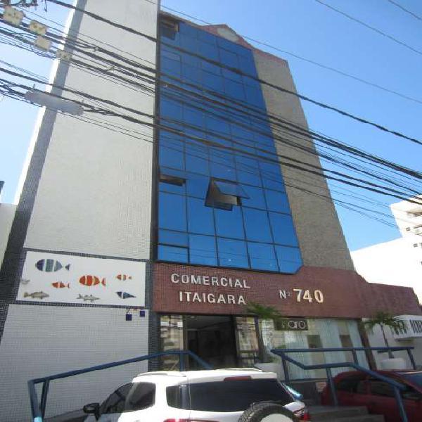 Sala Comercial para Alugar, 12 m² por R$ 790/Mês COD.