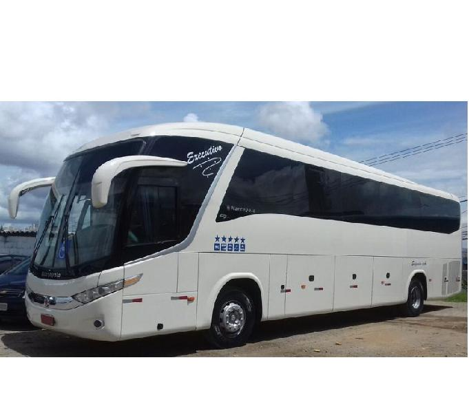 nibus Marcopolo G 7 1200 - mercedes 0-500 RS ano 2009