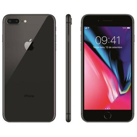 Iphone 8 PLUS 64 gb - Novo - Na caixa, com Nota Fiscal,