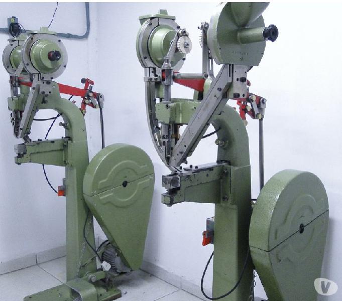 Máquina de pregar botão de pressão