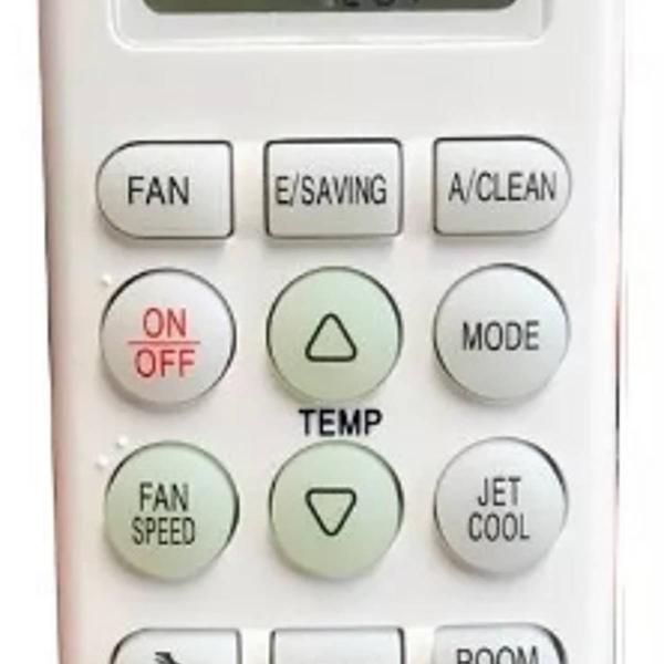 controle remoto para ar condicionado lg
