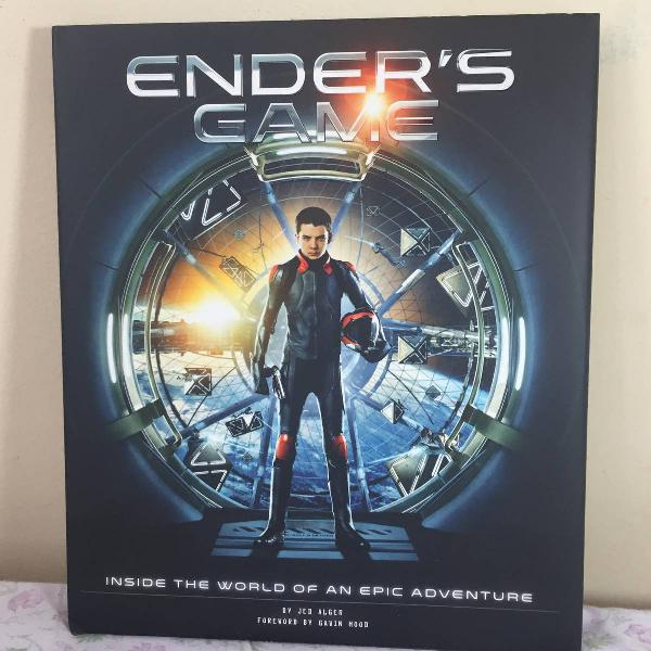 enders game - inside the world of an epic adventure