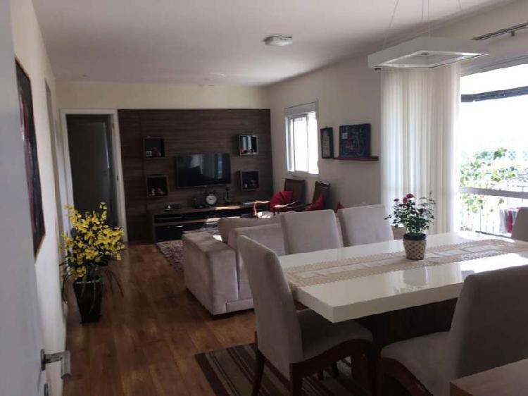 Apartamento com 3 Quartos à Venda, 130 m² por R$ 1.225.000
