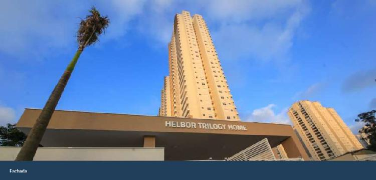 Apartamento com 3 Quartos à Venda, 94 m² por R$ 505.000