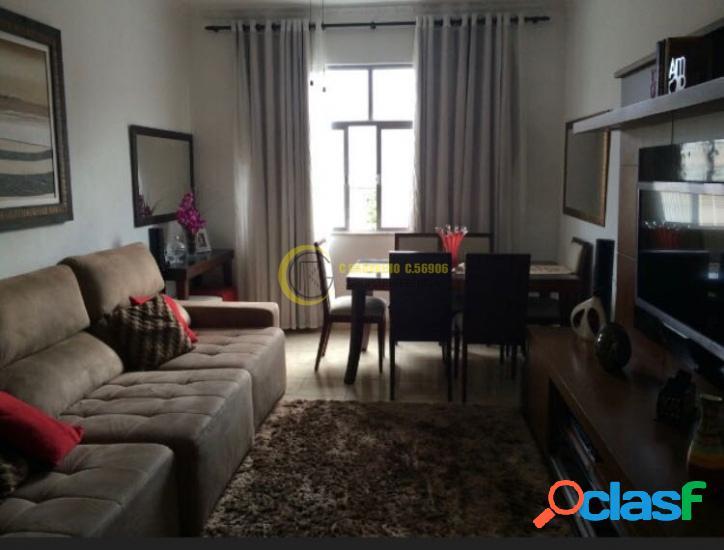 Apartamento em Olaria 3 quartos, reformado, com vaga de