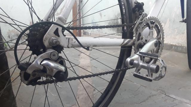 Bicicleta Caloi Speed (aceito trocas)