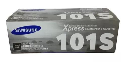 Cartucho De Toner Samsung Original D101s Mlt-d101s