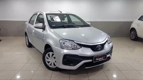 Etios 1.5 Sedan 16v Flex 4p 2018. S