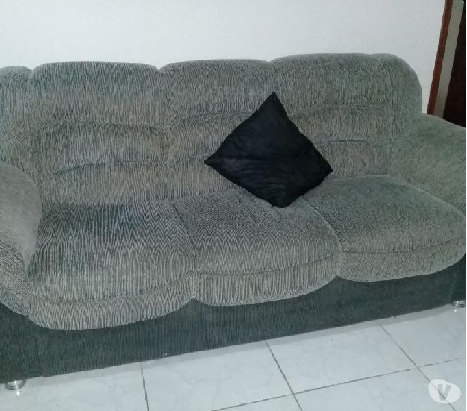 Jogo de sofa 2 e 3 lugares 490 reais