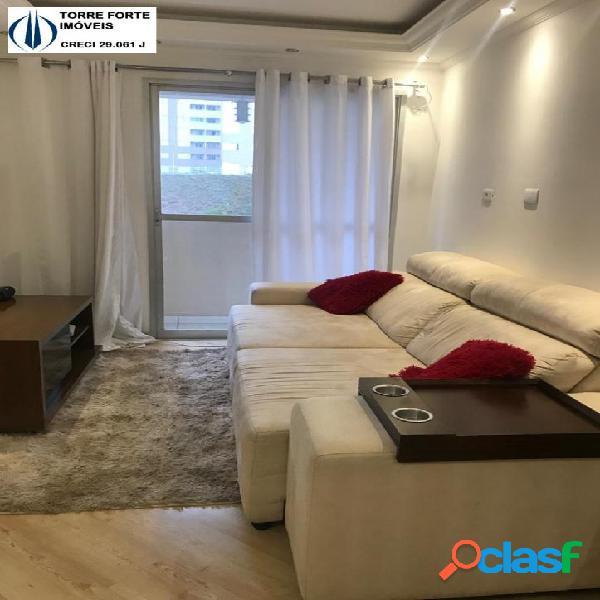 Lindo apartamento com 3 dormitórios na Vila Ema. 1 vaga!!