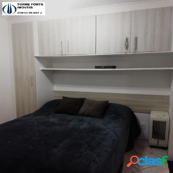Lindo apartamento com.3 dormitórios na Vila Tolstoi. 1 vaga
