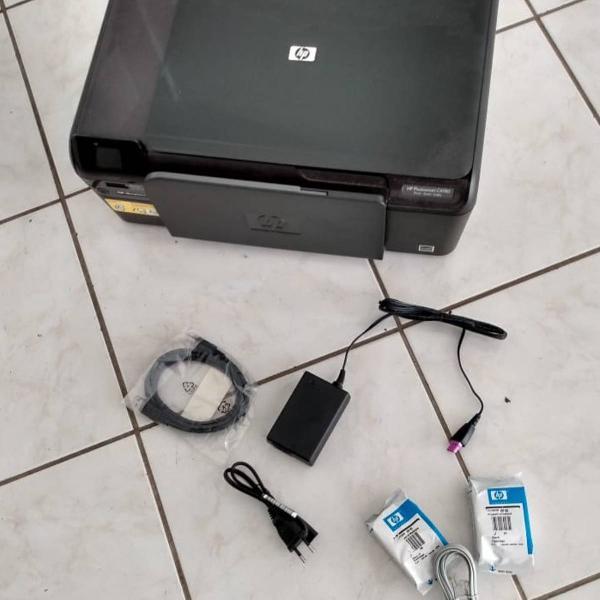impressora hp photosmart c4780 nunca usada