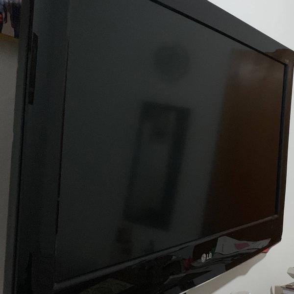 tv lg 32 polegadas fullhd com suporte de parede