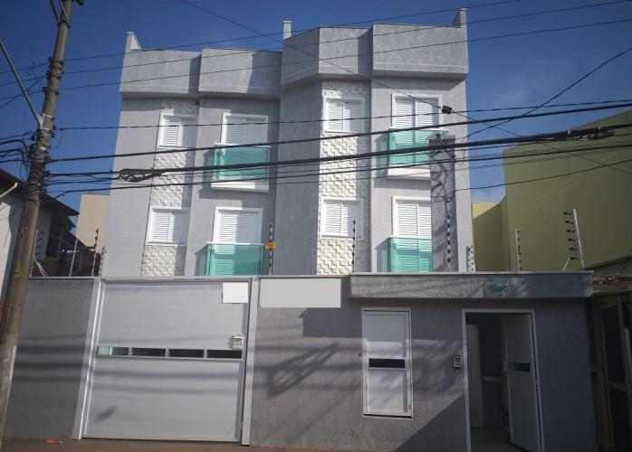 Cobertura Sem Condomínio 84 m² em Santo André - Vila