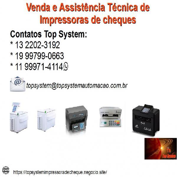 Conserto, configuração e instalação de impressoras de