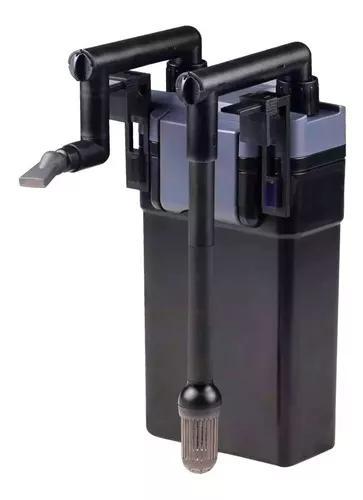 Filtro Externo Para Aquários Até 120lts (sunsun) 500l/h