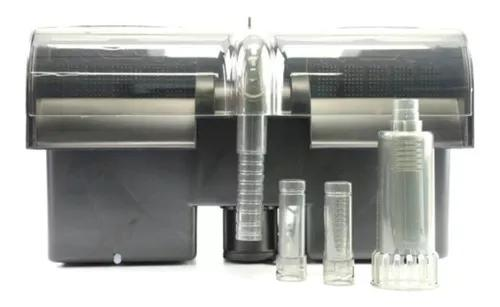 Hf 800 - Atman - Filtro Externo Com 02 Refis! 900 Lt/h Hf800