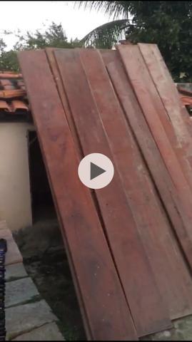 Madeira Demolição (Angelim Pedra)