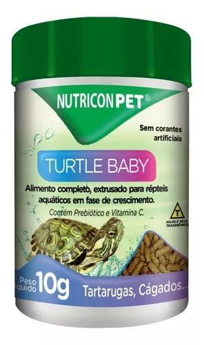 Ração Sticks P/ Filhotes De Tartarugas E Cágados