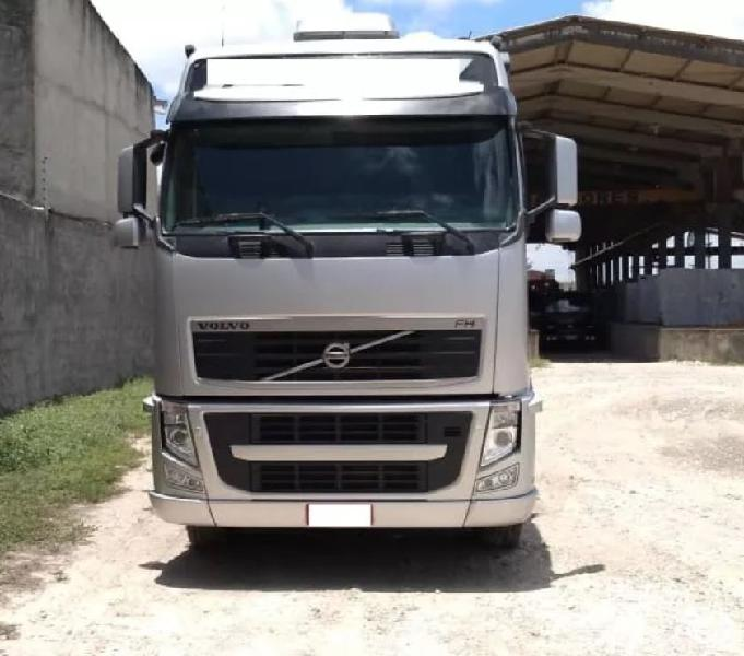 Volvo Fh 540 6x4 Ano 1414 Globetroter