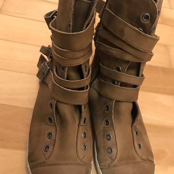 bota sapatênis side walk