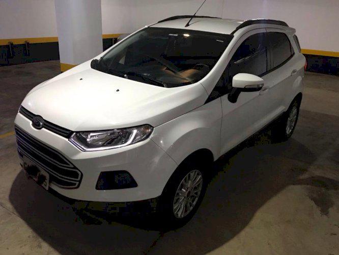 Ford Ecosport SE 1.6 Ano 2016/2017 Única Dona com 20.000km