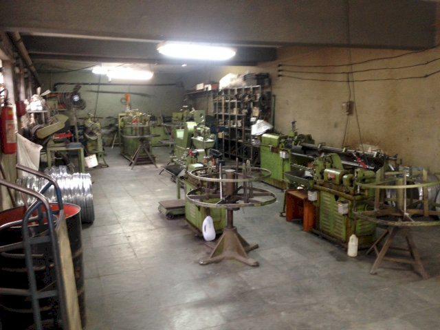 Metalúrgica - Empresa de Endireitamento e Corte de Arames