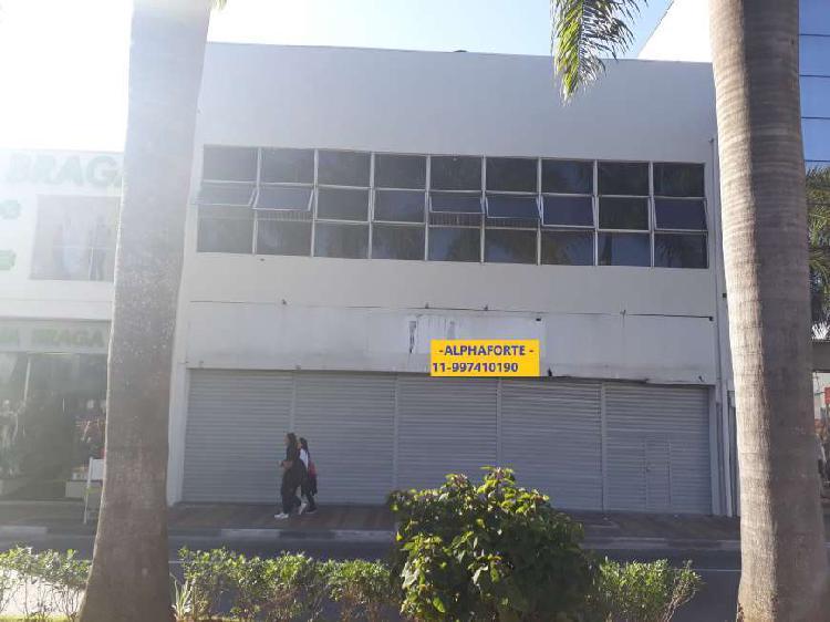 Ponto Comercial para Alugar, 600 m² por R$ 60.000/Mês COD.