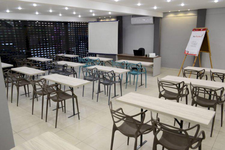Salão para Eventos Corporativos em Belo Horizonte no Centro