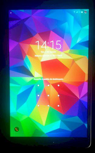 Tablet Galaxy Tab S T705m, 4G Chip SIM, 3Gb Ram, 32Gb Cartao