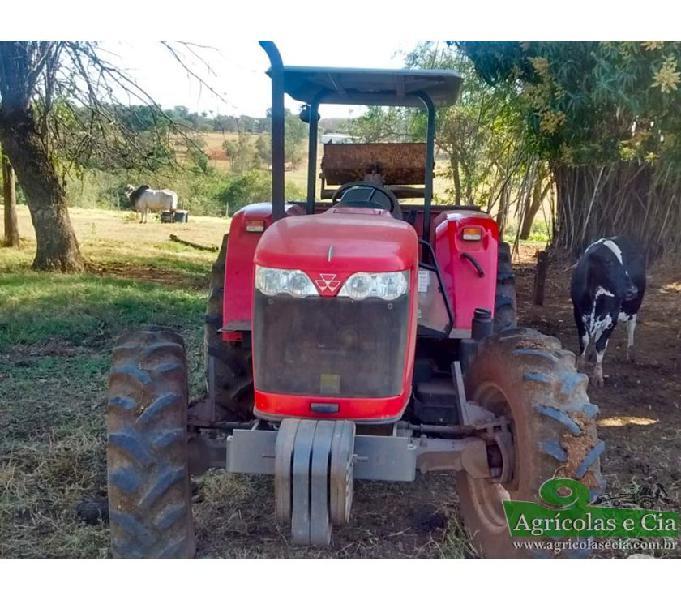 Trator Massey Ferguson 4265 4x4 (Apenas 833 Horas!)