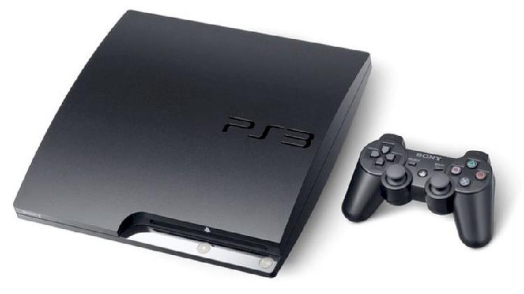 Vídeo Game Playstation 3 com jogos e Infinity Disney