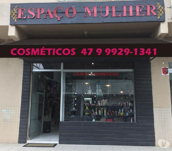 Vendo Loja de Cosméticos em Itapema