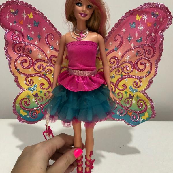 boneca barbie segredo das fadas