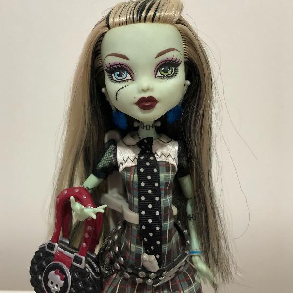 boneca monster high frankie stein