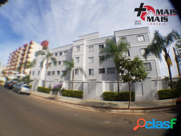 Apartamento 62 mt² 3 dorm com suite em Paulinia
