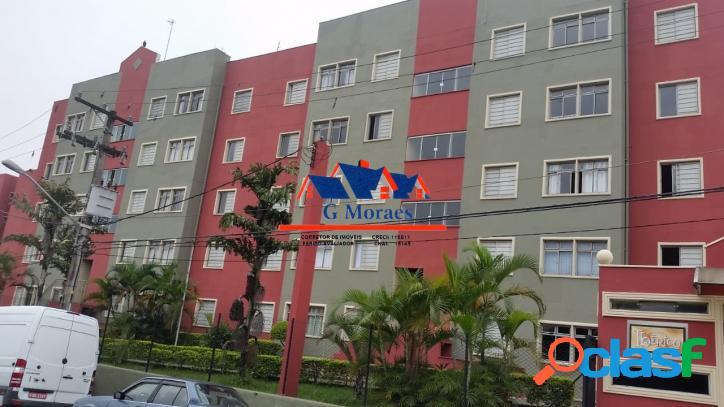 Apartamento à venda no bairro de São Miguel Paulista/Vila
