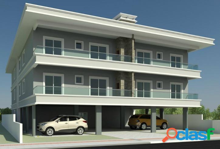 Aptos novos com 03 dormitórios. Rua Asfaltada